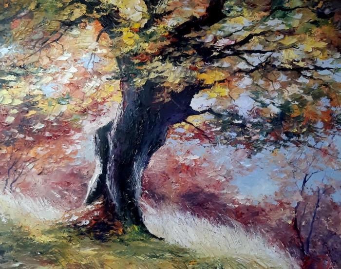 Osamélý strom