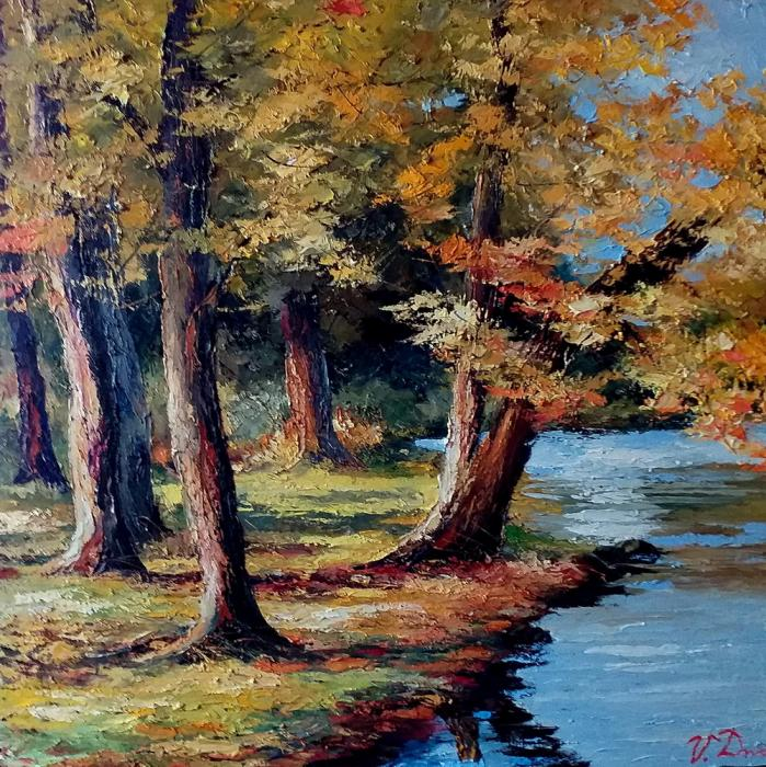 Podzimní listí